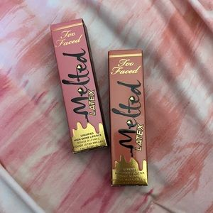 Too Faced Melted Latex Lipstick